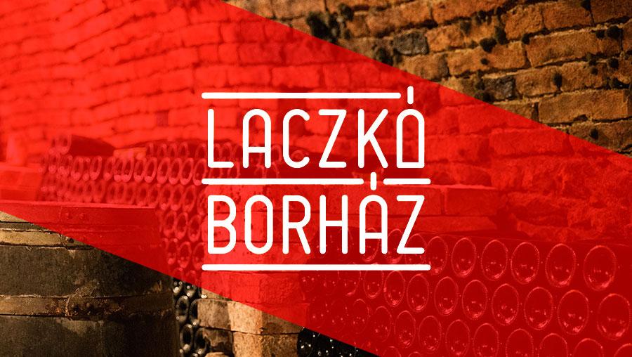 Laczkó Borház arculat